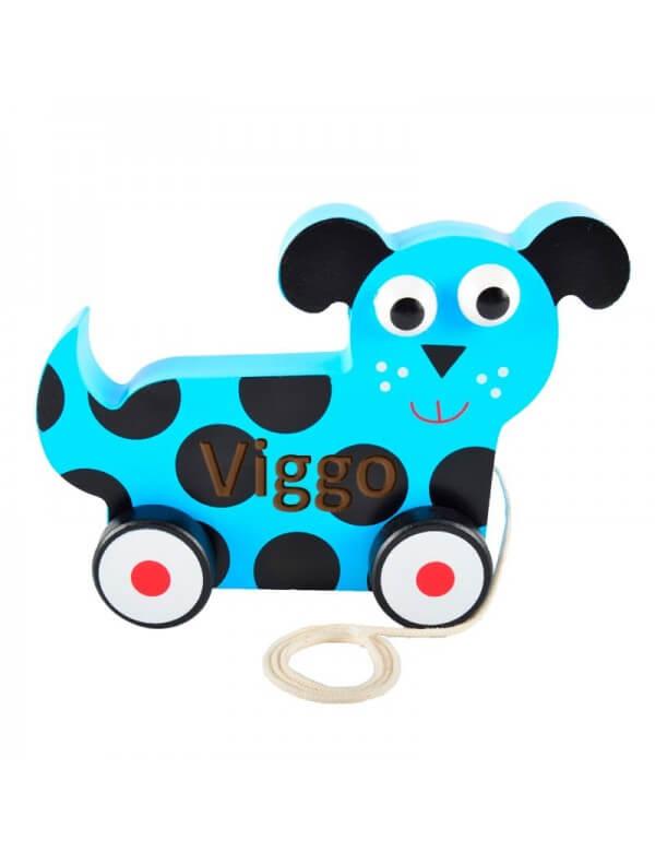 Trækdyr på hjul med navn Magni Hund på hjul - Trækdyr med navn 337 211,00kr. 211,00kr. 168,80kr. 168,80kr.