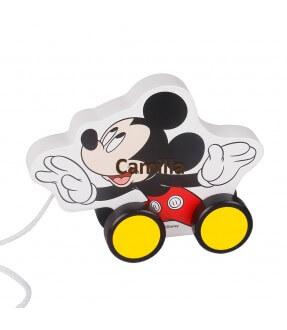 Mickey Mouse på hjul / Disney trækdyr med navn fra byMOXO Id353