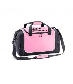 Sportstaske med navn fra Quadra Id520
