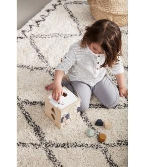 NEO Klodskasse med navn fra Kidsconcept Id303