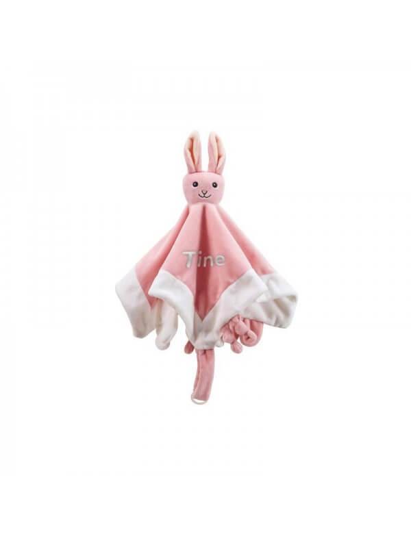 EDVIN kanin nusseklud med navn fra Kidsconcept Id304