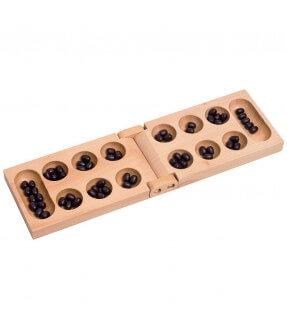 Forside Goki Kalaha spil med navn 812 199,00kr. 199,00kr. 159,20kr. 159,20kr.