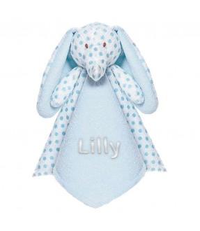 Big Ears nusseklud med broderet navn fra Teddykompaniet Id287