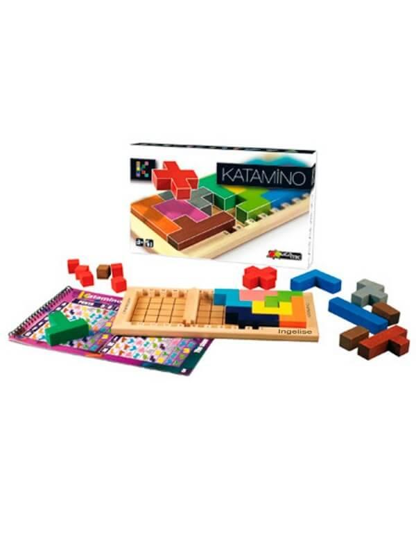 Katamino - Spil med navn fra Gigamic Id803