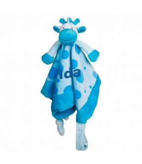 My Giraffe nusseklud med navn fra My Teddy Id272