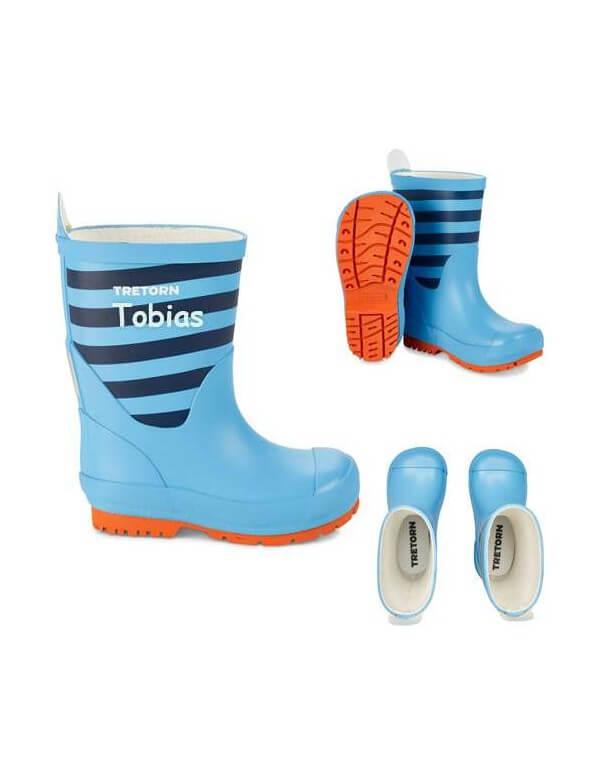 bb93e35c Forside Tretorn Gränna gummistøvler med navn til børn 2000 399,00 kr. 399,