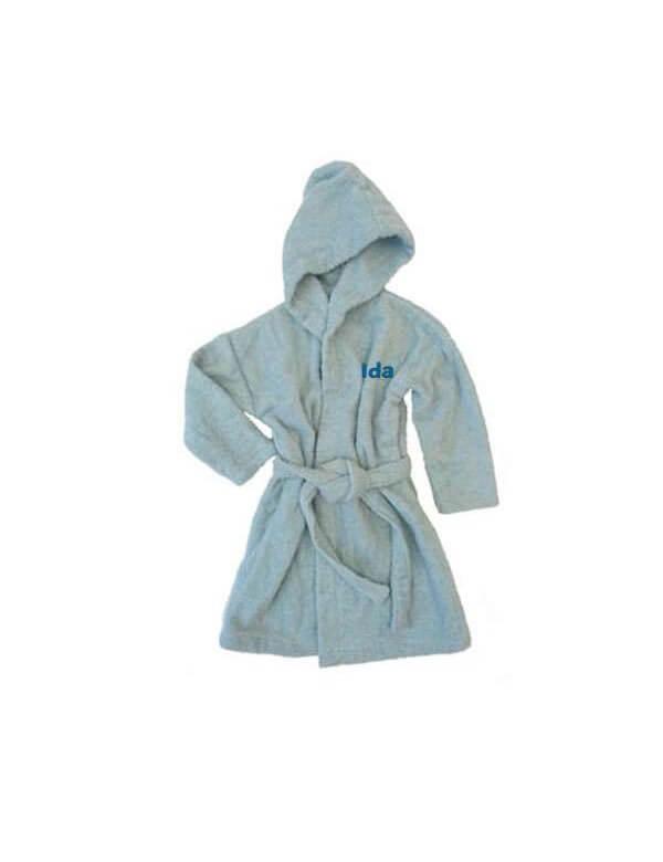 Badekåbe til baby i 100% økologisk bomuld fra Summerville Id1098