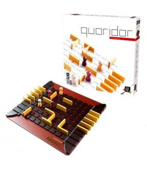 Forside Gigamic Quoridor - Spil med navn 804 399,00kr. 399,00kr. 319,20kr. 319,20kr.