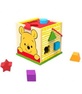 Forside byMOXO Motorik legetøj med navn - Disney Peter Plys put-i-kasse 903 359,00kr. 359,00kr. 287,20kr. 287,20kr.